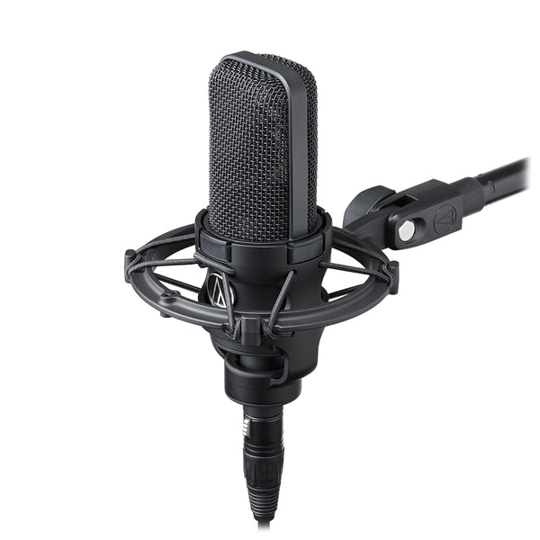 Audio-Technica: AT4040 Cardioid Condenser Microphone w/ AT8449 Shock Mount
