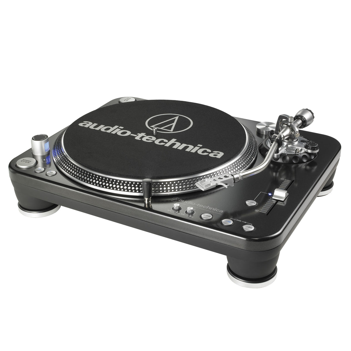 Audio-Technica: AT-LP1240-USB DJ Turntable + Free Lab Pack