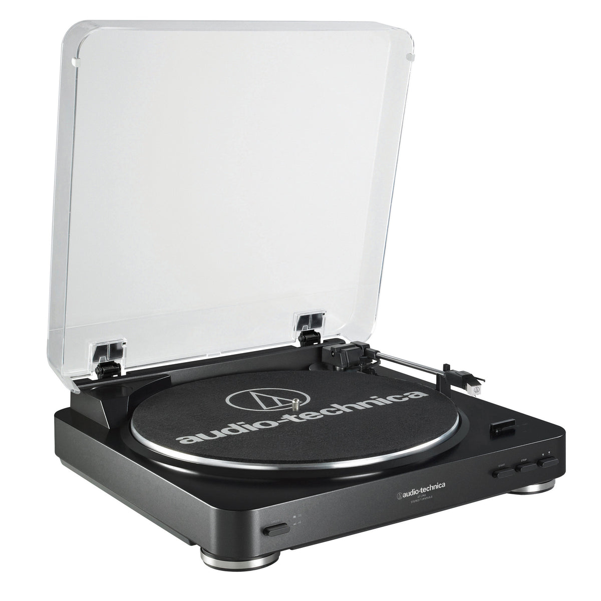 Audio-Technica: AT-LP60BK Automatic Turntable - Black