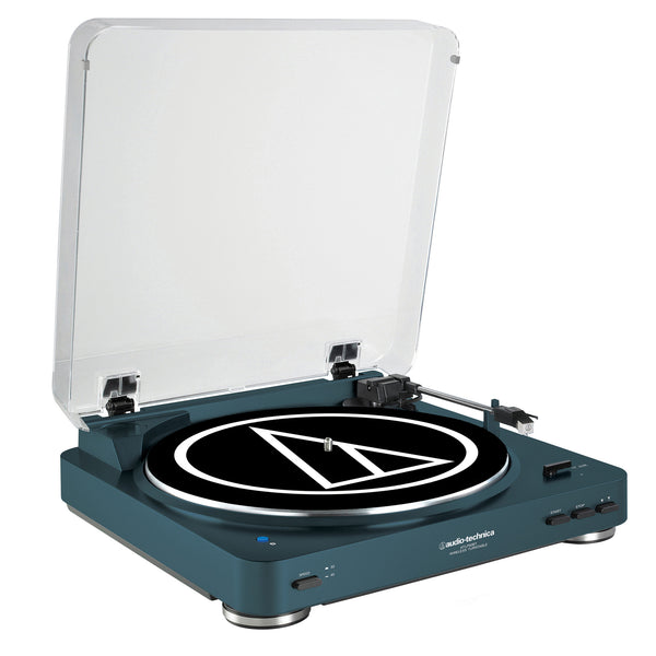 Audio-Technica: AT-LP60NV-BT Bluetooth Turntable - Navy
