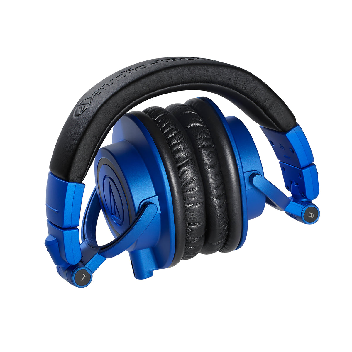 Audio-Technica: ATH-M50XBB Professional Monitor Headphones - Blue & Black