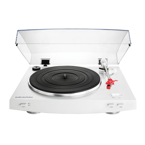 Audio-Technica: AT-LP3WH Automatic Turntable - White