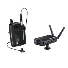 Audio-Technica: ATW-1701/L System 10 Camera Mount HiFi Digital Wireless System (ATW-R1700, ATW-T1001, MT830cW)