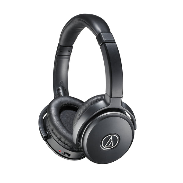 Audio-Technica: ATH-ANC50iS QuietPoint Active Noise-Cancelling Headphones