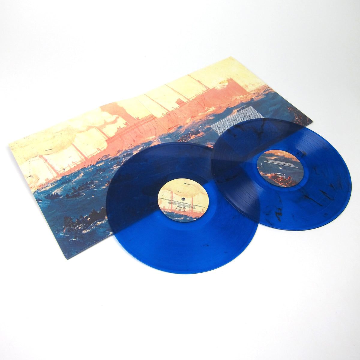 The Avalanches: Since I Left You (Indie Exclusive Colored Vinyl) Vinyl 2LP