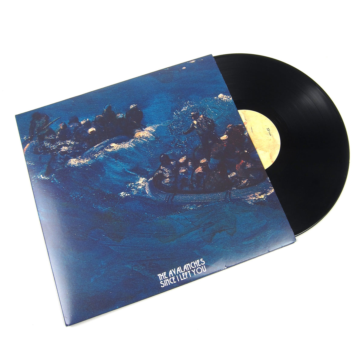 The Avalanches: Since I Left You Vinyl 2LP