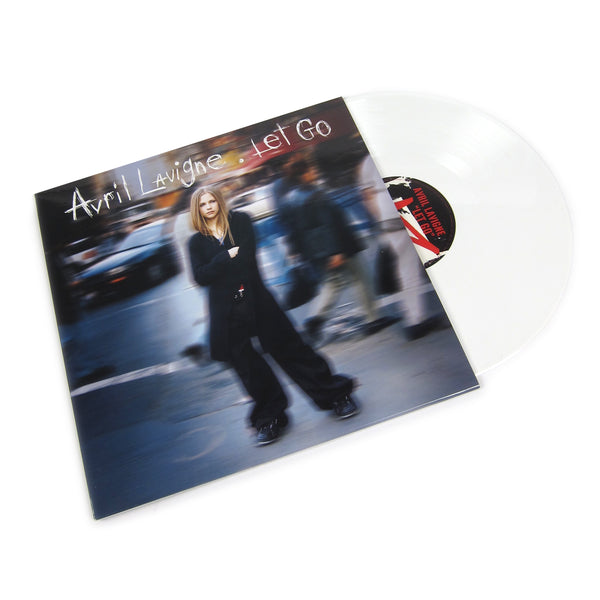 Avril Lavigne: Let Go (Music On Vinyl 180g, Colored Vinyl) Vinyl 2LP