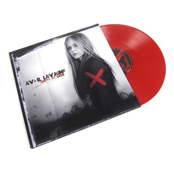 Avril Lavigne: Under My Skin (Music On Vinyl 180g, Colored Vinyl) Vinyl LP