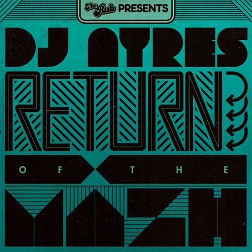 DJ Ayres: Return of the Mash CD