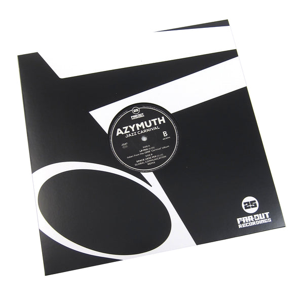 Azymuth: Jazz Carnival (Global Communication Remix) Vinyl 12""