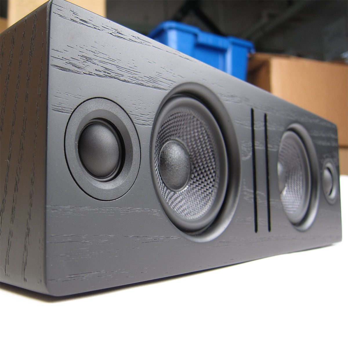 Audioengine: B2 Bluetooth Desktop Speaker - Black Ash