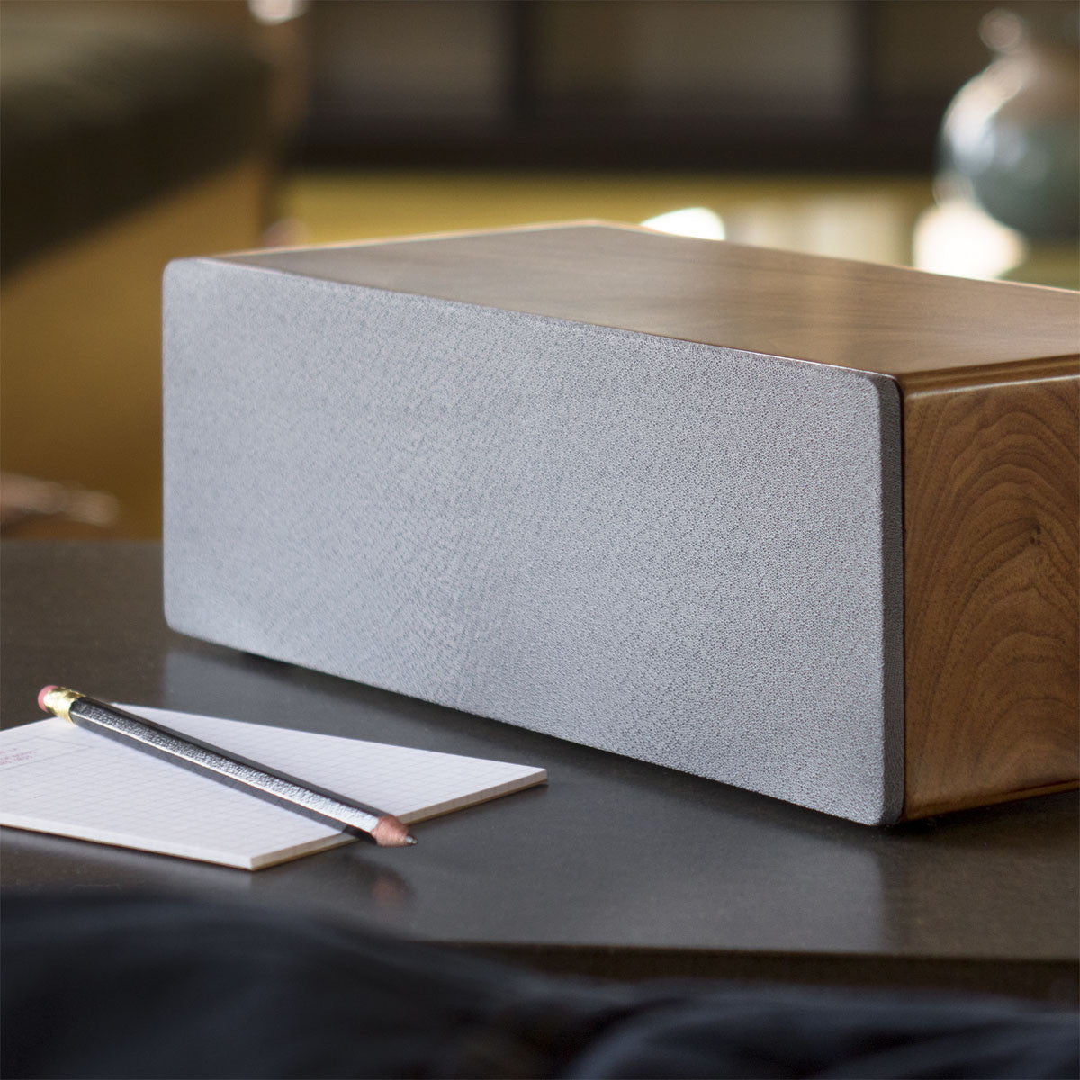 Audioengine: B2 Bluetooth Desktop Speaker - Walnut lifestyle 2