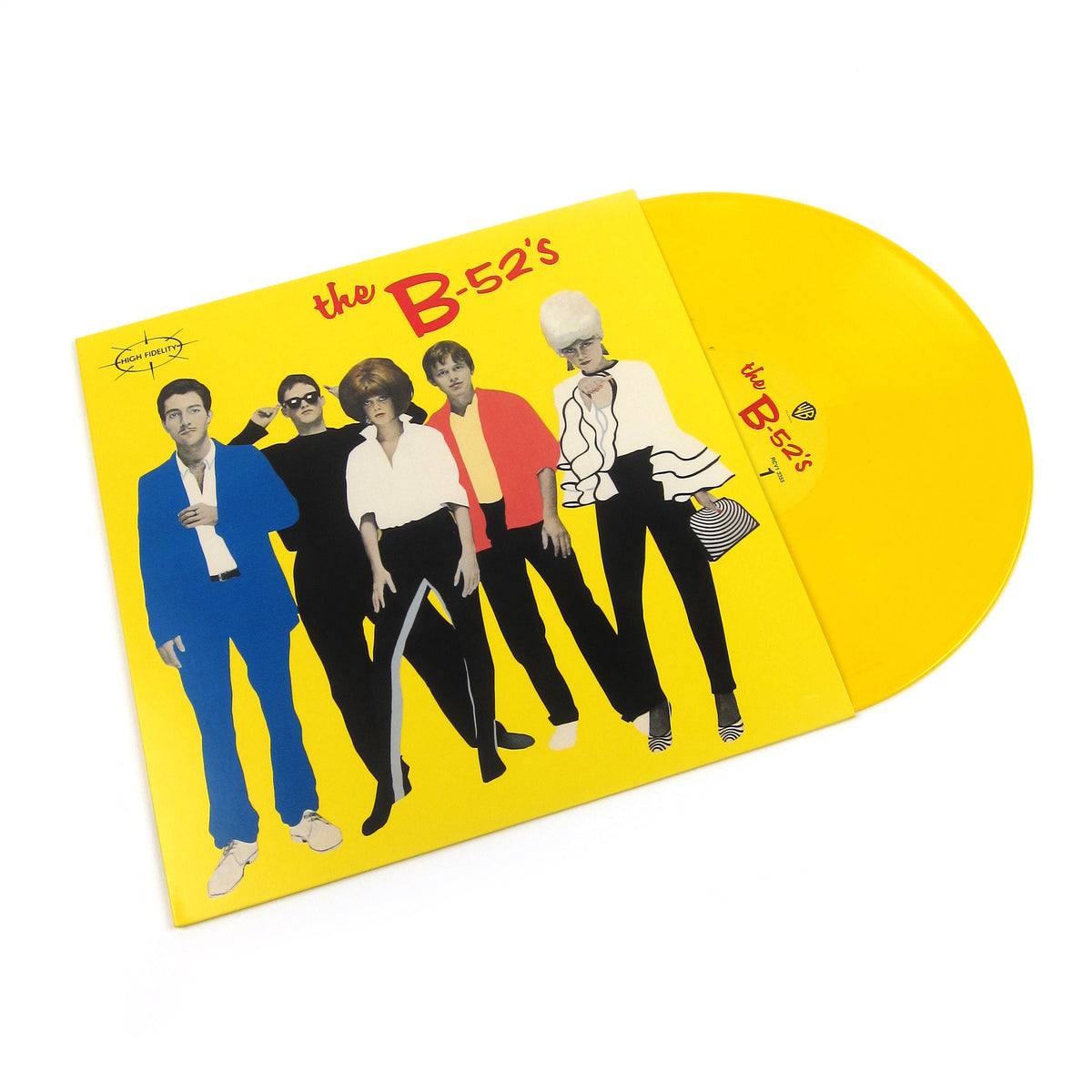 The B-52s: The B-52's (Colored Vinyl) Vinyl LP