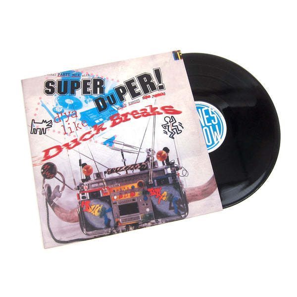 Babu: Super Duper Duck Breaks Vinyl LP