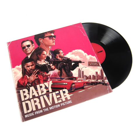 Baby Driver: Baby Driver - Music From The Motion Picture Vinyl 2LP