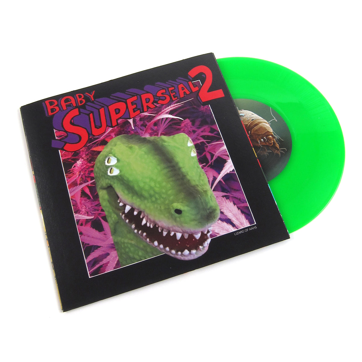 QBert: Baby Superseal 2 RMX (Colored Vinyl) Vinyl 7""