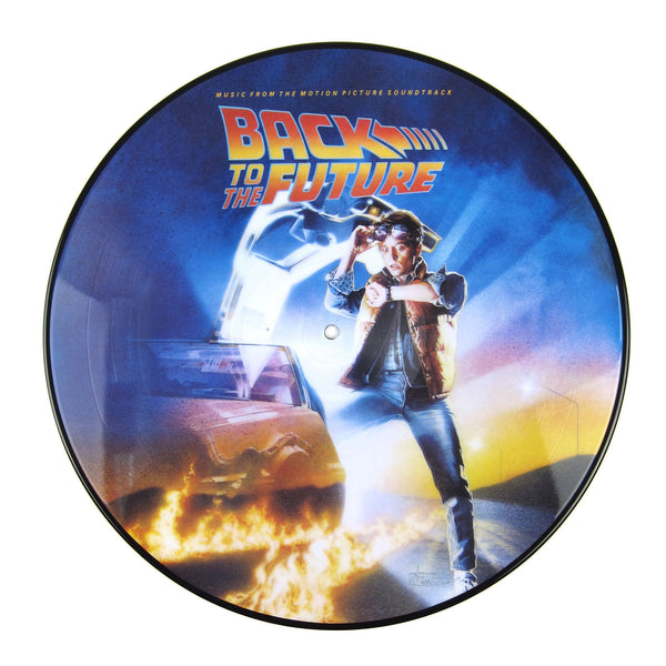 Back To The Future: Original Soundtrack (Pic Disc) Vinyl LP