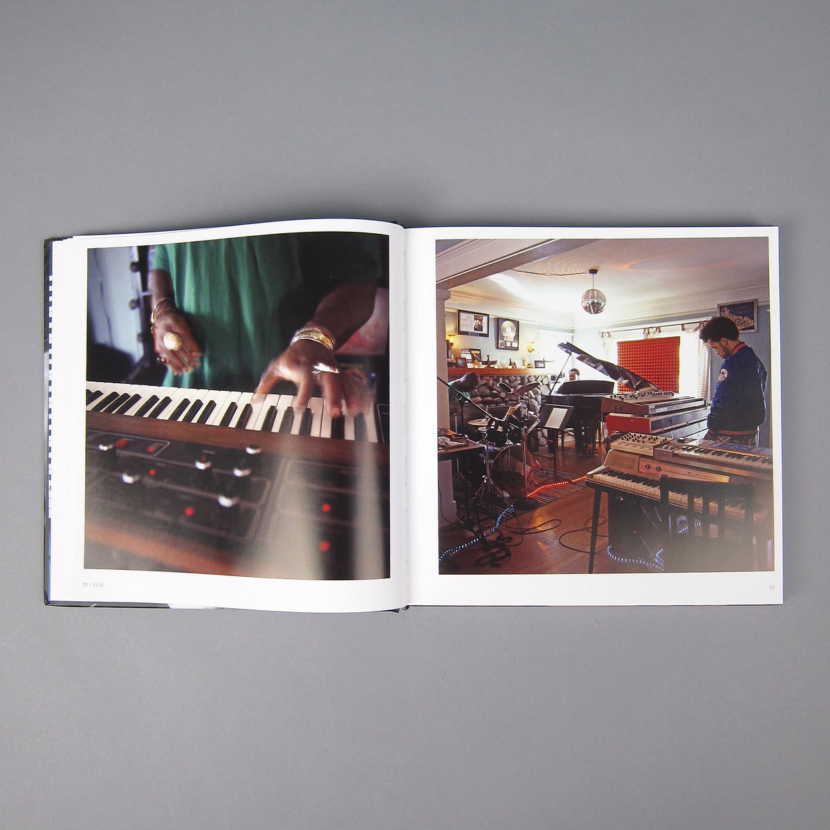 Raph Rashid: Back to the Lab - Hip Hop Home Studios Book