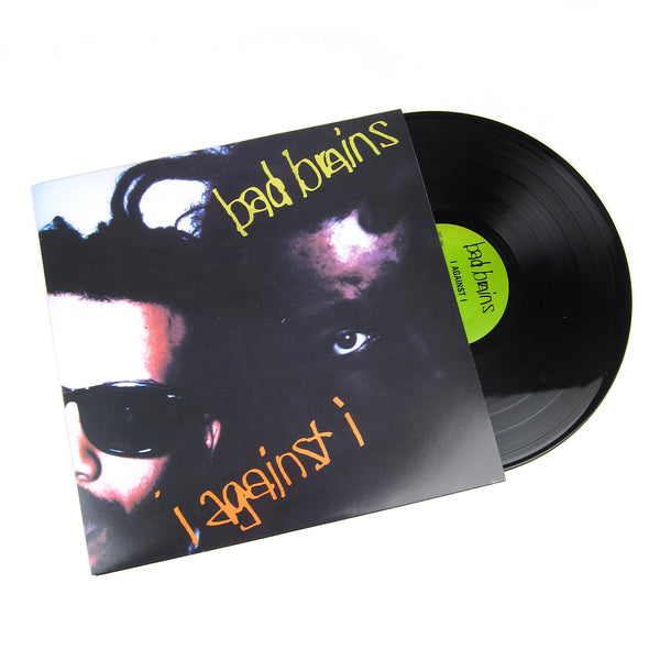 Bad Brains I Against I Vinyl Lp Turntablelab Com