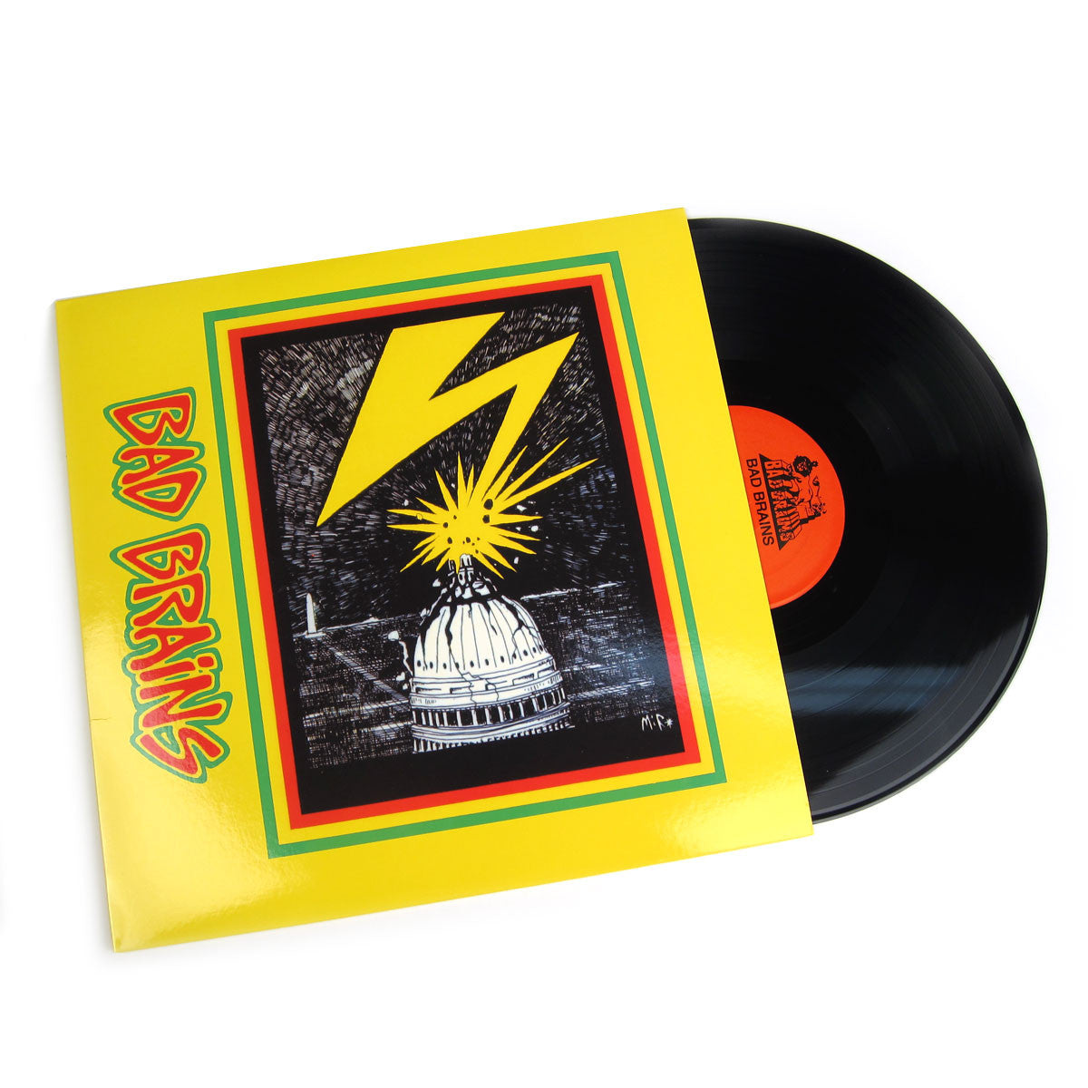 Bad Brains: Bad Brains Vinyl LP
