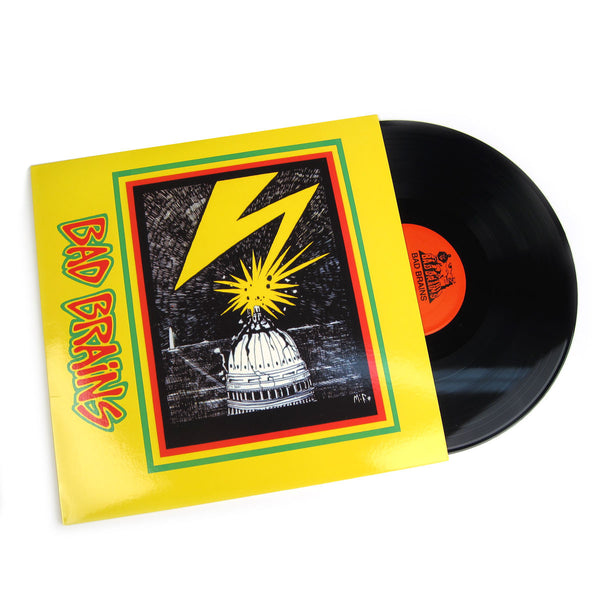 Bad Brains Bad Brains Vinyl Lp Turntablelab Com