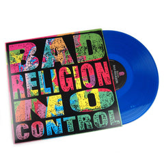 Bad Religion: No Control (Colored Vinyl) Vinyl LP