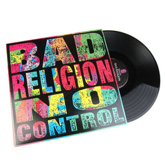 Bad Religion: No Control Vinyl LP