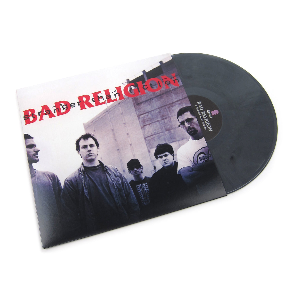 Bad Religion: Stranger Than Fiction (Colored Vinyl) Vinyl LP