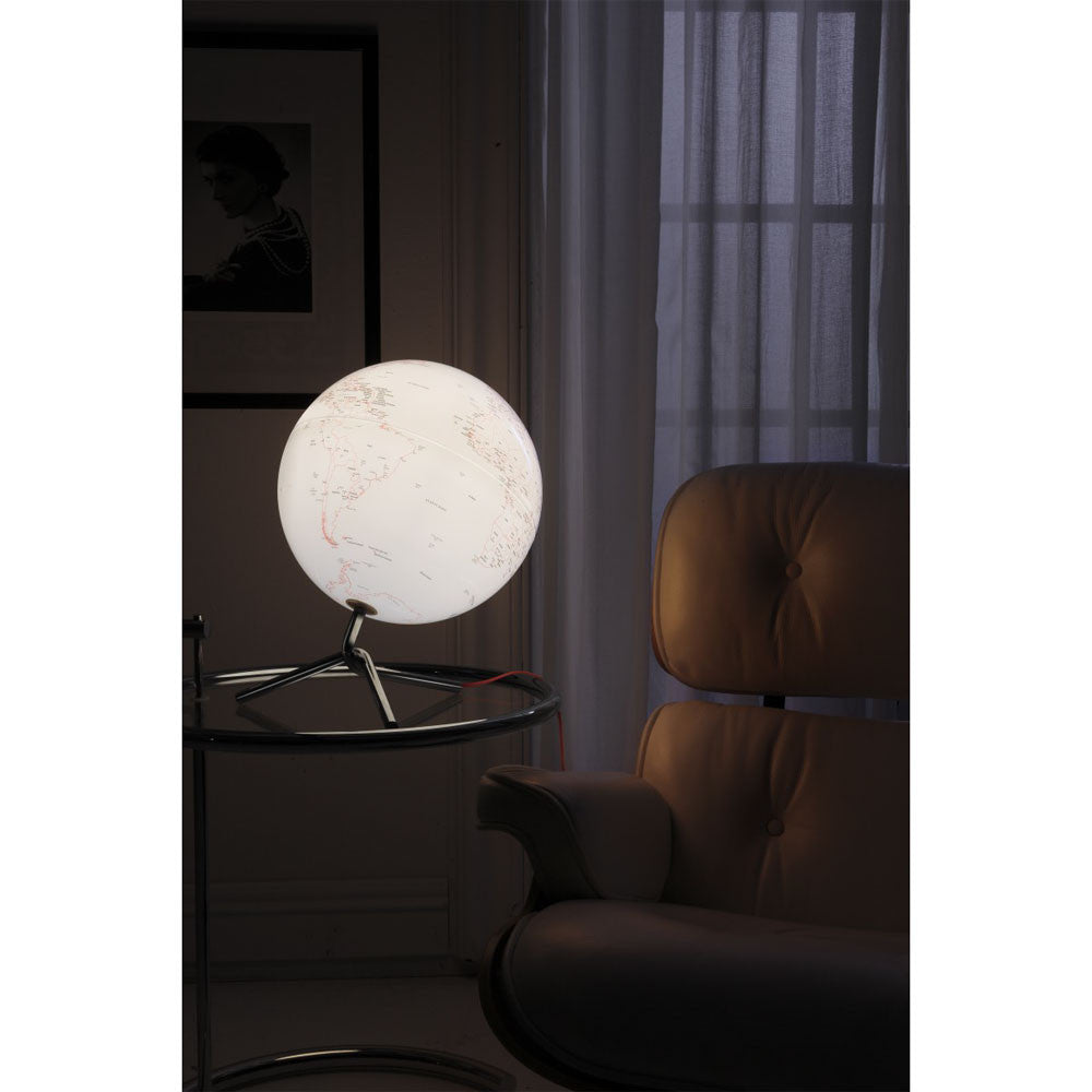 Atmosphere: Nodo Globe - Illuminated White / Red (AG-NODO) detail 2