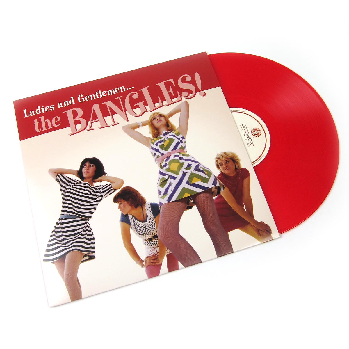 The Bangles: Ladies And Gentlemen… The Bangles! (Colored Vinyl) Vinyl LP (Record Store Day)