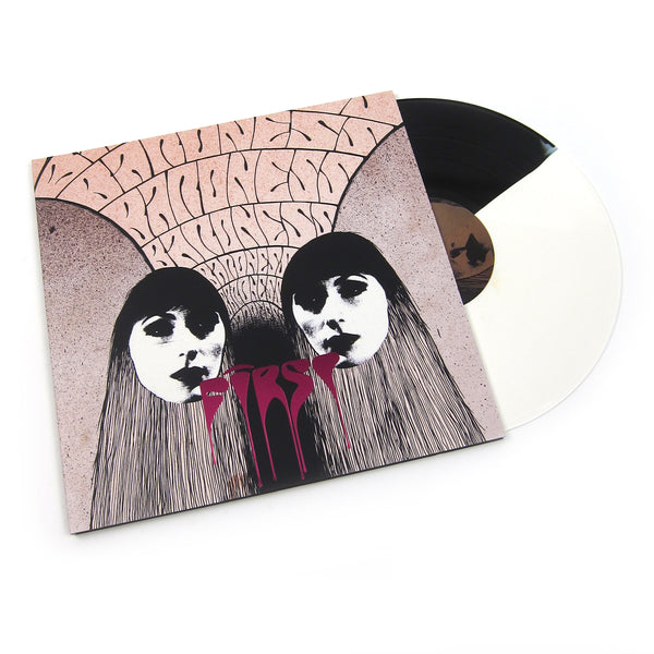 Baroness: First & Second (Colored Vinyl) Vinyl LP