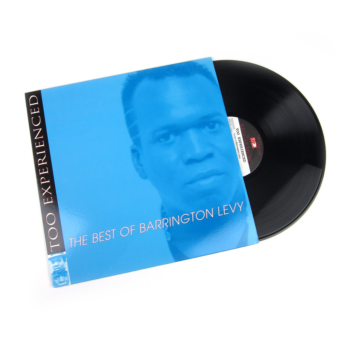 Barrington Levy: Too Experienced: The Best Of Barrington Levy LP
