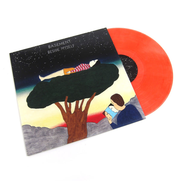Basement: Beside Myself (Colored Vinyl) Vinyl LP