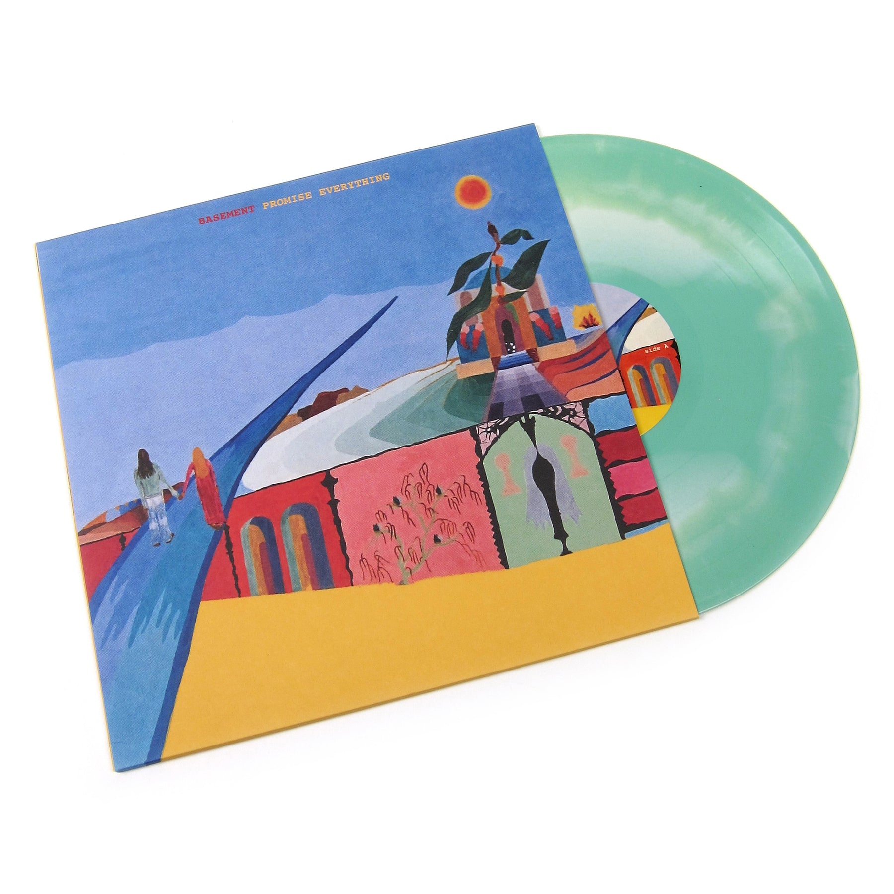 basement colourmeinkindness vinyl. Basement: Promise Everything (Indie Exclusive Colored Vinyl) Vinyl LP Basement Colourmeinkindness