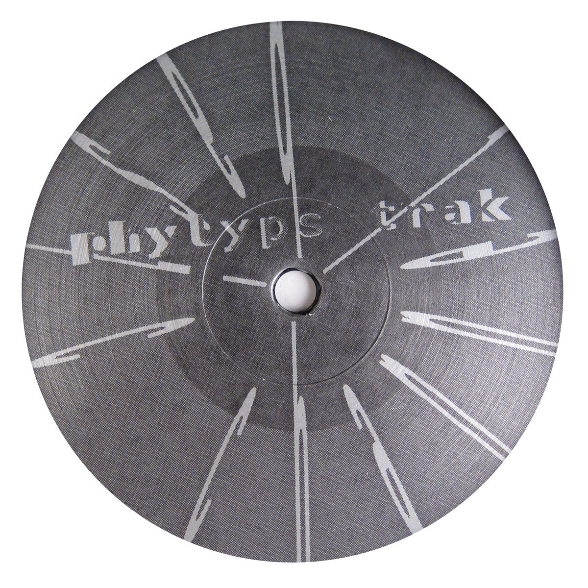 "Basic Channel: Phylyps Trak Vinyl (Mark Ernestus, Moritz von Oswald) 12"" label"