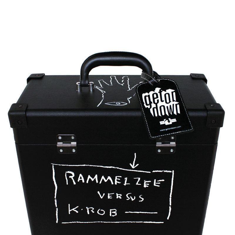 Rammellzee + Basquiat: Beat Bop Record Box