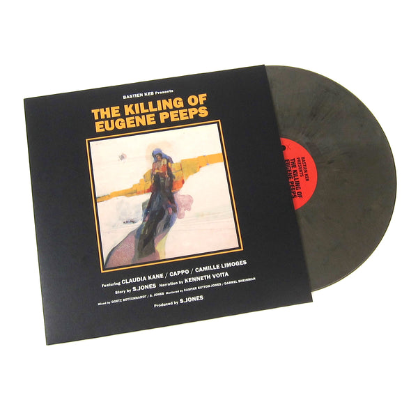 Bastien Keb: Killing Of Eugene Peeps (Indie Exclusive Colored Vinyl)