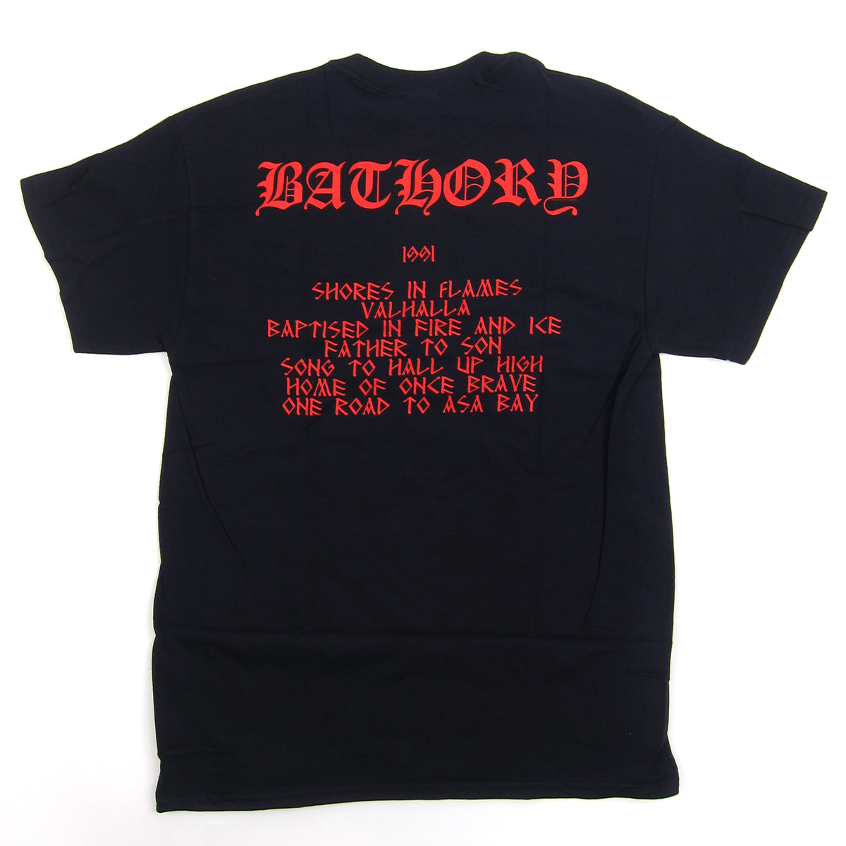 Bathory: Hammerheart Shirt - Black