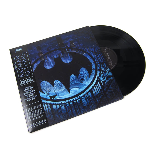 Danny Elfman: Batman Returns Soundtrack Vinyl 2LP