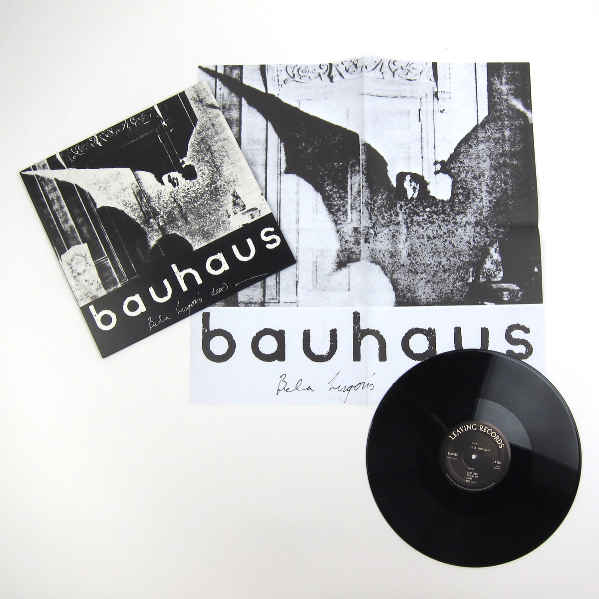 Bauhaus: Bela Lugosi's Dead - The Bela Session (180g) Vinyl LP