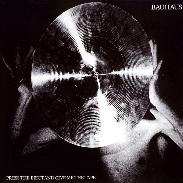 Bauhaus: Press The Eject And Give Me The Tape (Colored Vinyl) Vinyl LP (Record Store Day)