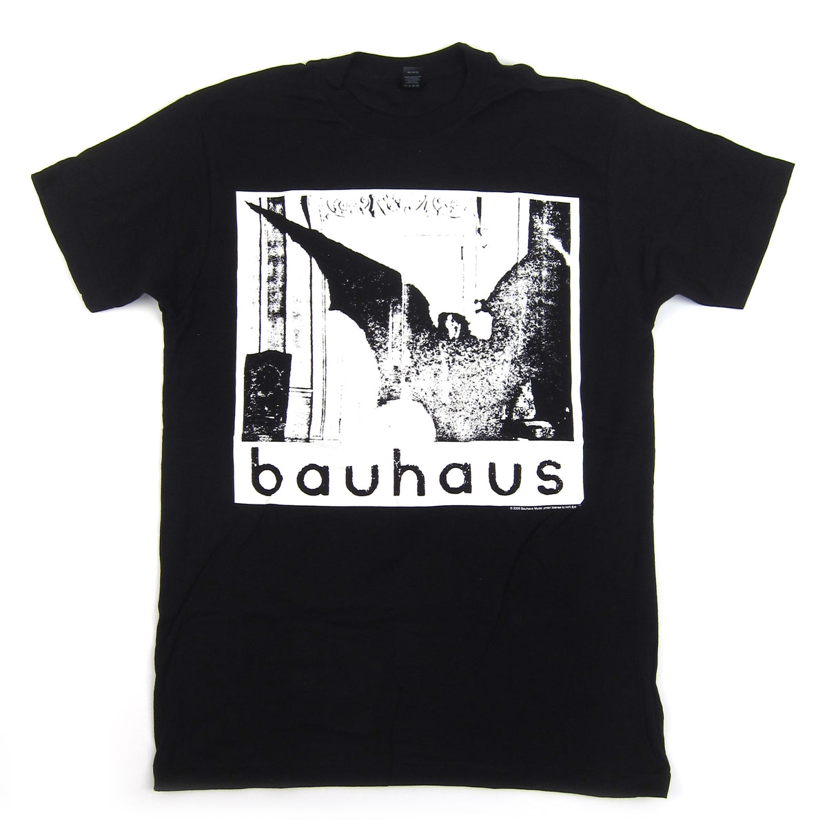 Bauhaus: Undead Discharge Shirt - Black