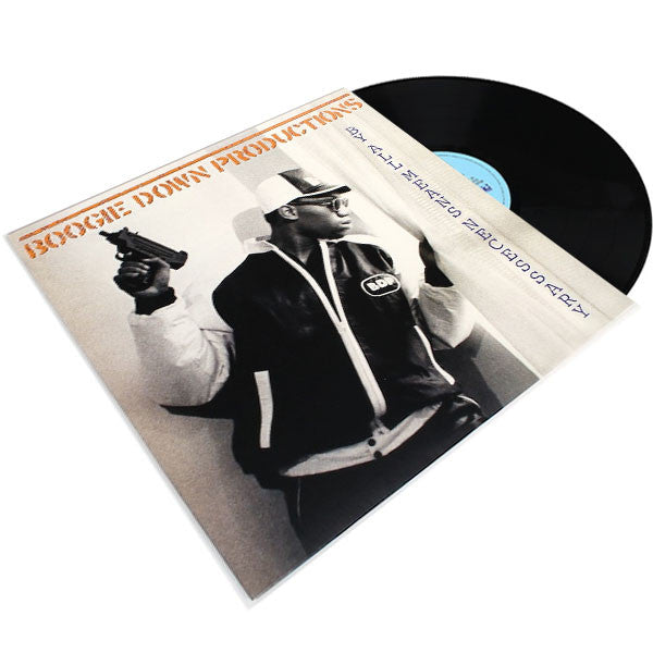 Boogie Down Productions: By All Means Necessary (Free Poster) Vinyl LP