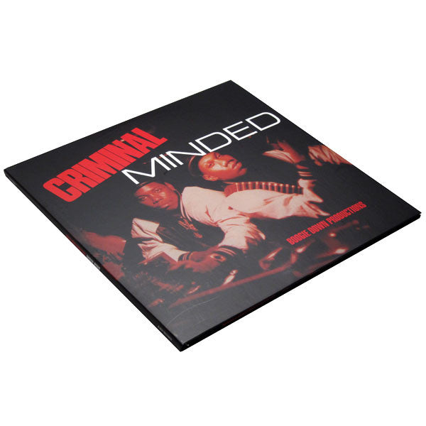 Boogie Down Productions: Criminal Minded (Remastered w/ Poster) 2LP