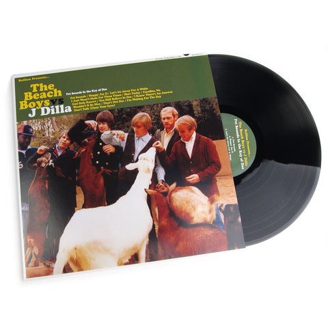 Bullion: Pet Sounds In The Key Of Dee (J Dilla Tribute) LP
