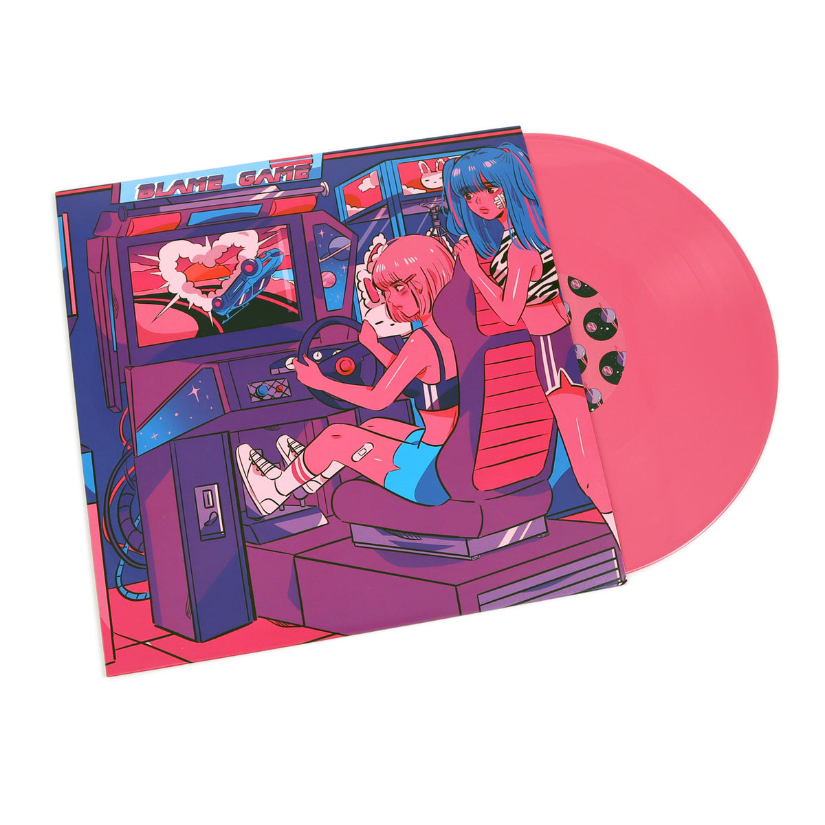 Beach Bunny: Blame Game (Colored Vinyl)