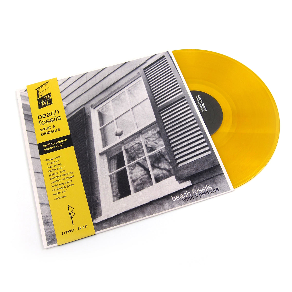 Beach Fossils: What A Pleasure (Colored Vinyl) Vinyl 12""