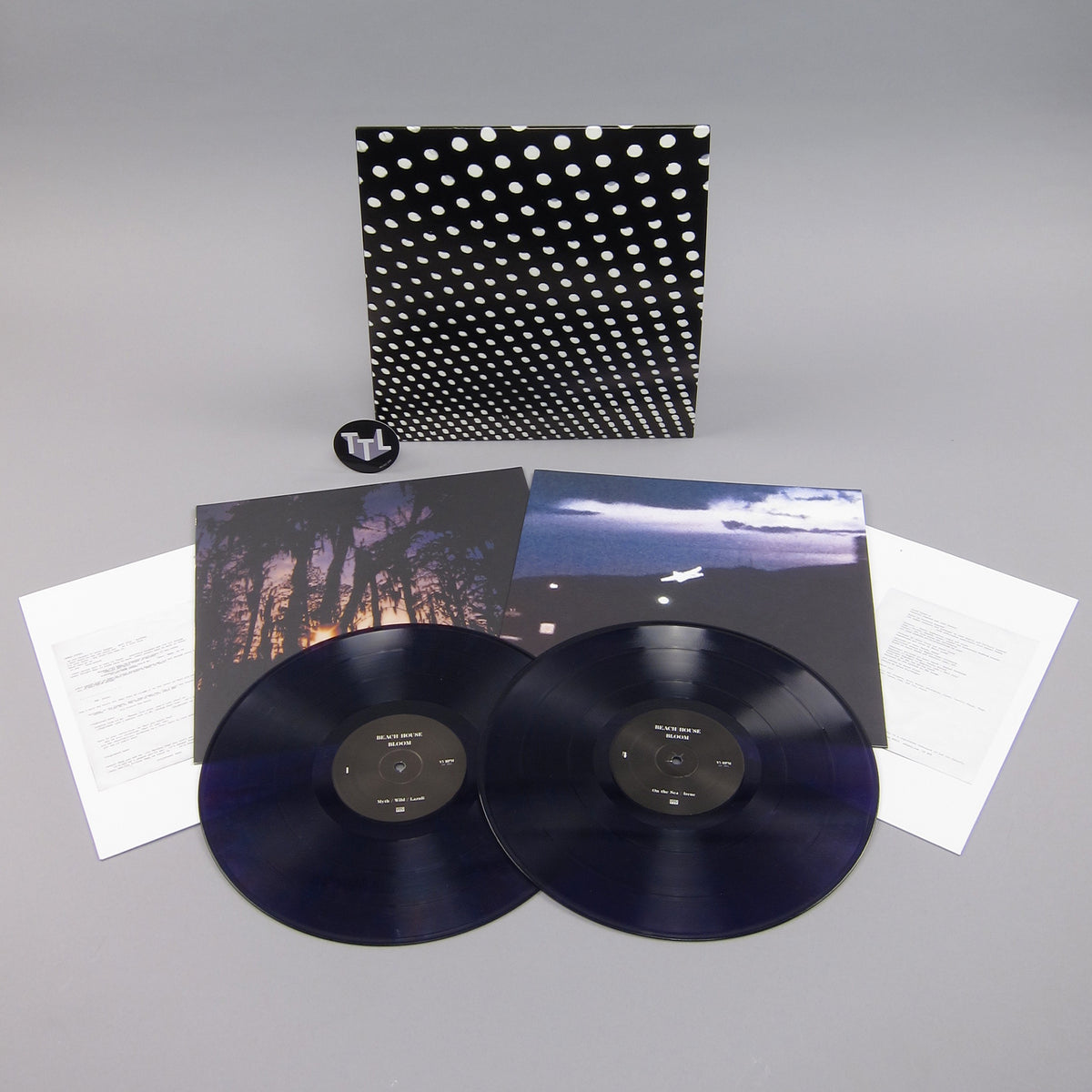 Beach House: Bloom (Colored Vinyl) Vinyl 2LP - Turntable Lab Exclusive - LIMIT 2 PER CUSTOMER