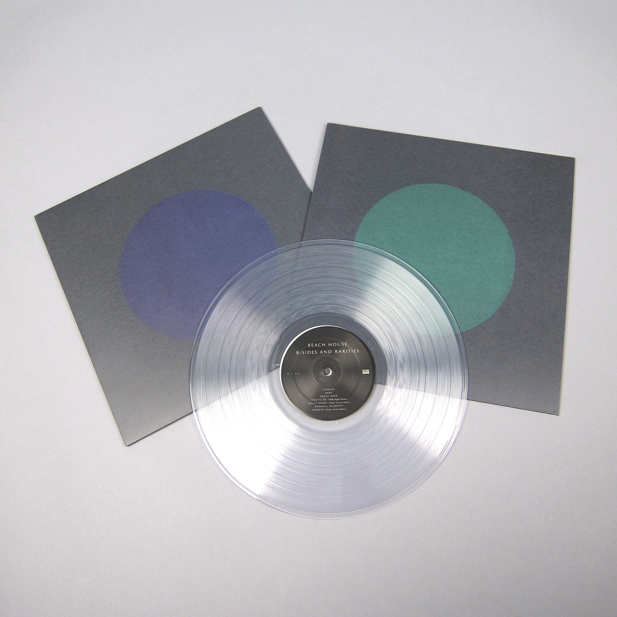 Beach House: B-Sides And Rarities (Loser Edition Colored Vinyl) Vinyl LP