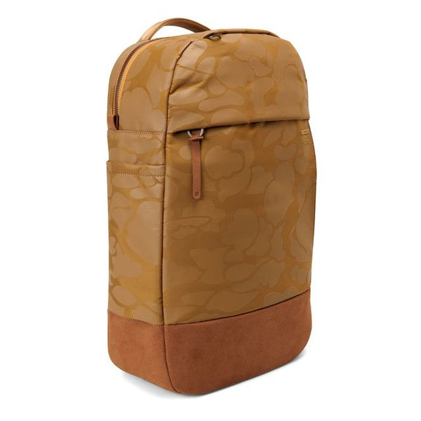 Incase: Campus Compact Backpack - Beams Exclusive British Khaki Camo